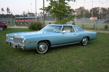 Like a Cadillac.