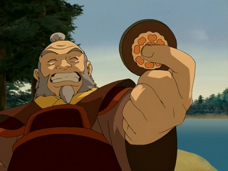Well, Uncle Iroh is a typical example of the Old Wise Man Archetype. Humorous, peaceful, light-hearted, compassionate, parental, has his own story and experiences to share, a Mentor, etc. Pretty much the kind of elderly Character people can look up to and would cinta to spend time with. Something that could also be berkata for the general Image of Santa Claus. And yeah, his stature certainly bears a resemblance too XD Especially in The Legend of Korra !!!!