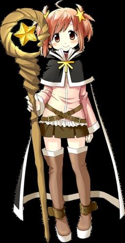 Kirara from Kirara Fantasia is my preferito orphan in any Anime