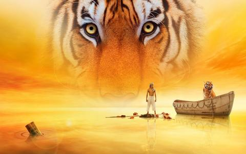 Life of Pi is certainly one of them !!!!