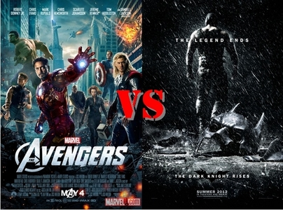 Do আপনি think The Dark Knight Rises is better than The Avengers?