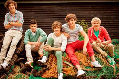 Who is your 가장 좋아하는 member of One Direction and why?