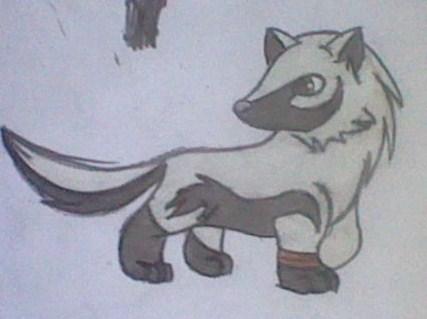 Do anda like my wolf?