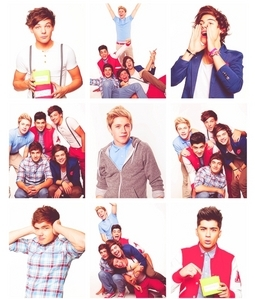 Tell Me How Much U Love/Like One Direction!