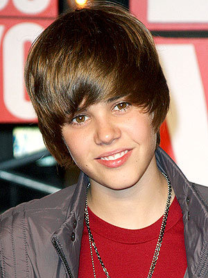 post a picture of justin when he was young here is mine