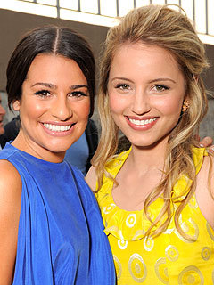 Post a picture of your two fave glee/グリー stars best one wins 20 リスペクト :)