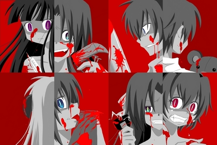 Good Horror anime?