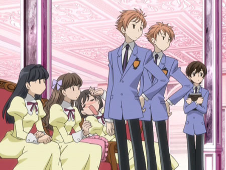 Haruhi Fujioka Cosplay back to school part 2:...