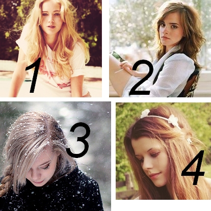 Which Girl Seems Better ??