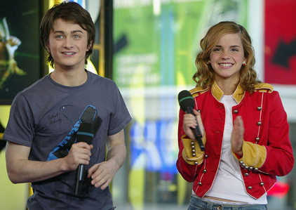 Post a picture of Emma and Daniel!