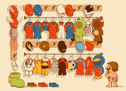 Which Mario Costume is your favourite?