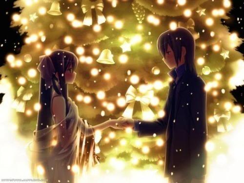 Post a cute 아니메 couple 또는 just a pair.