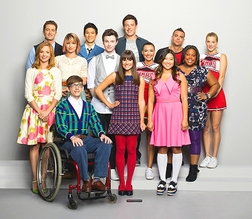 Post a picture of the glee cast props for 1st 2nd and 3rd.