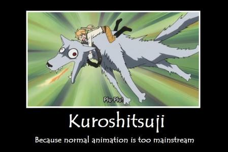 Some really funny Anime (de)motivational posters :)