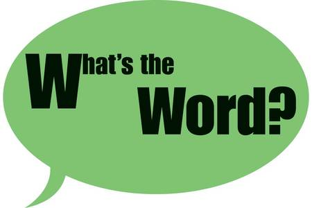 आप can take four of the five letters out of this word, but the pronunciation never changes. What is the word?