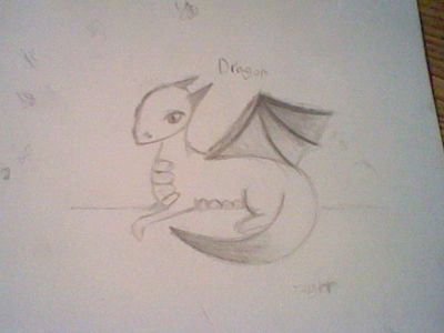 What do Ты think of my drawing?