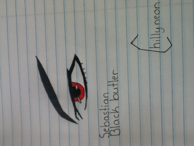 How did I do on this জীবন্ত eye?