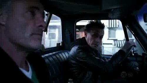 Post a pic of your actor driving but not looking at the road....CRASH!!!