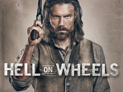 How obsessed are آپ with Cullen Bohannon and Hells on Wheels?