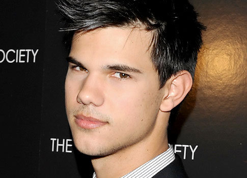Post a pic of an actor whose name starts with letter T.Mine is Taylor Lautner