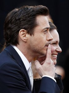 Post a pic of your fav actor touching his lips with his finger(s)