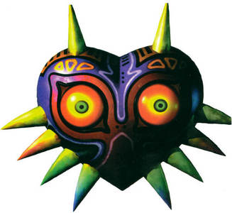If the mask is called ''Majora's Mask'', who do wewe think Majora is?