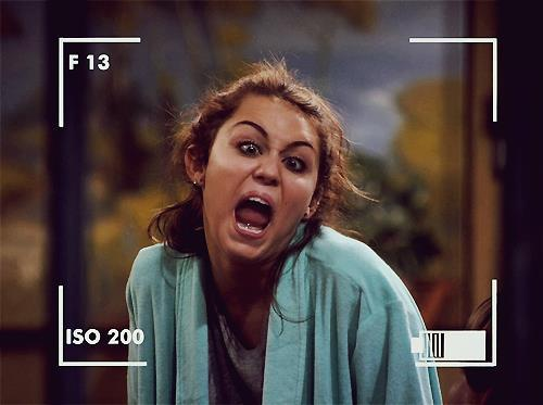 Post a funny pic of Miley! :P