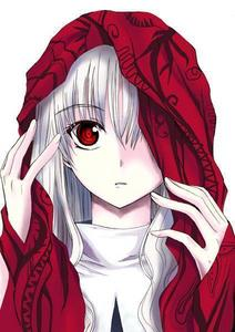 Post An Anime Character With White Hair Or Red Eyes