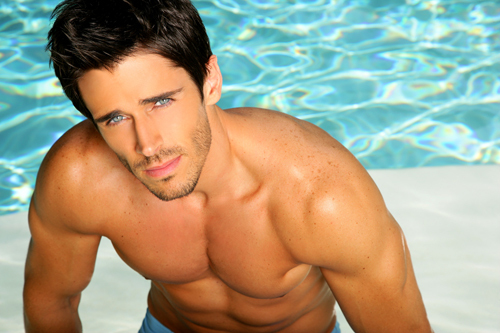 Post a hot picture of Brandon Beemer.