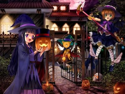 What will あなた be doing this Halloween?