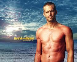 Post a hot pic of Paul Walker.Mine is of Paul from Into the Blue.