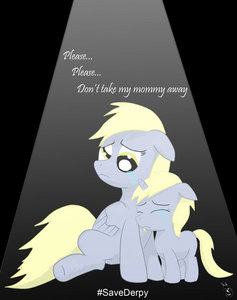 what is your opinion on saving derpy?