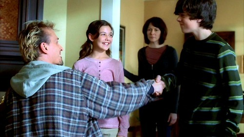 Post a pic with your actor shaking hands with someone