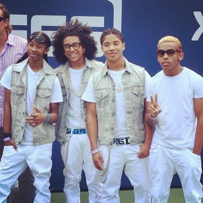 How old is mindless behavior group