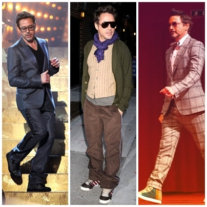 Post 3 outfits of your fav actor आप totally adore!