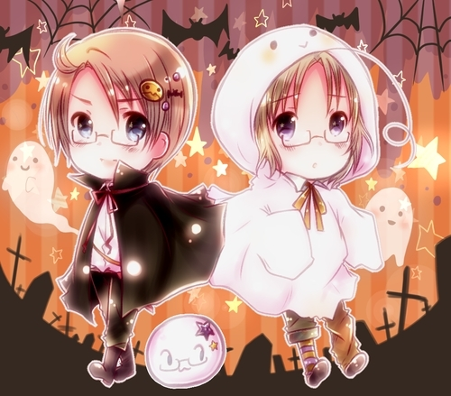 Anime Characters For Halloween : Post an anime character in a halloween costume