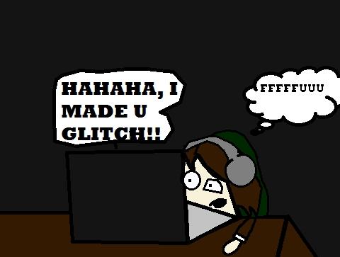 My stupid laptop