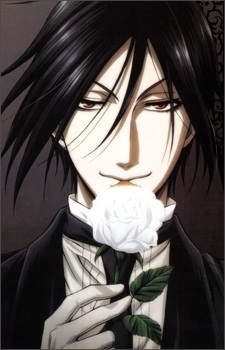 Who would be your black butler crush/boyfriend