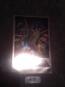 I have an old star wars picture and cards and was wondering if they are of any value and if so how much I might be able to get for them any help would be much appreciated.