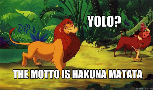 who else hates people saying yolo