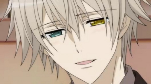 Post A Picture Of An Anime Character With Heterochromia Two