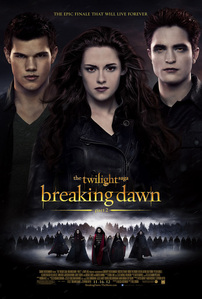 Spoiler!! It's a 질문 about Breaking dawn pt2