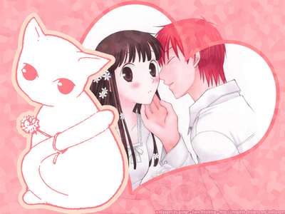 What is the cutest アニメ couple?