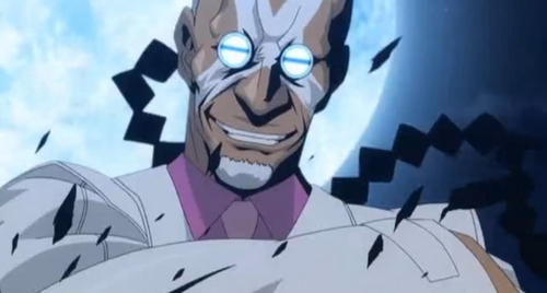 Post a perverted male villain.