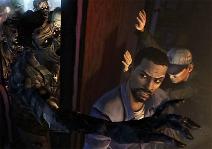 So who of te has finished the last chapter of the The Walking Dead video games?