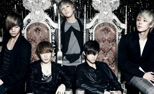 what your personal ranking for FT. Island?