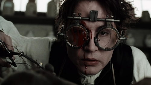 What is your favorito Johnny Depp movie? Mine is Sleepy Hollow.