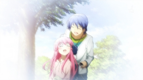 Post Your superiore, in alto 3 Anime Couples!