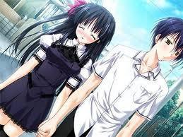 post a cute Anime couple