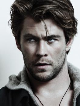 Post a pic of Chris Hemsworth :)